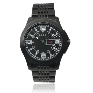 Gucci Men's Stainless Steel Timeless Link Watch