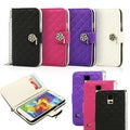 Gearonic PU Leather Flip Wallet Case Cover for Samsung Galaxy S5