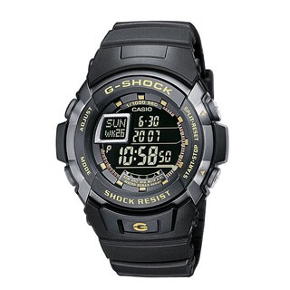 Casio G-Shock Men's G7710-1 Black Watch