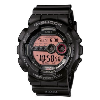 Casio G-Shock GD100MS-1 Black Watch