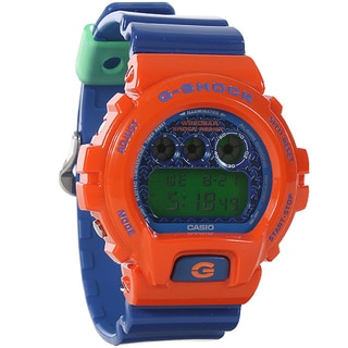 Casio G-Shock DW6900SC-4 Orange Watch