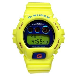 Casio G-Shock DW6900PL-9 Yellow Watch