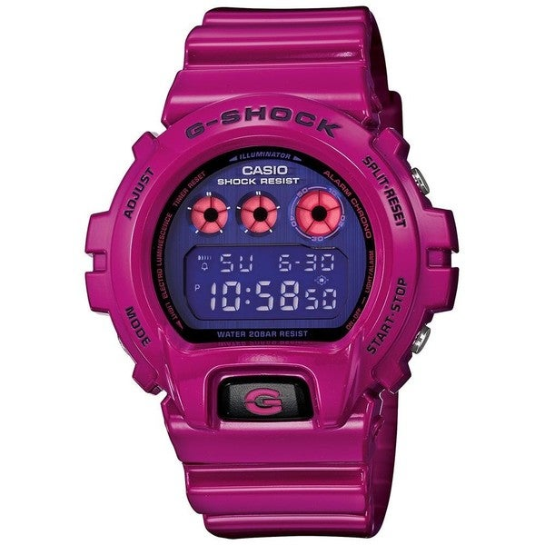 Casio G-Shock DW6900PL-4 Pink Watch