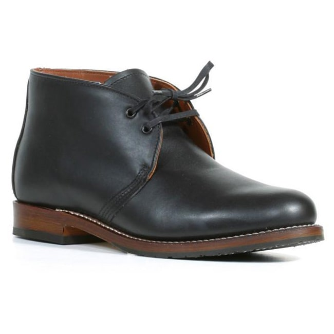 Red Wing Shoes Red Wing Heritage Men's 'Beckman' Black Leather Ankle Boots