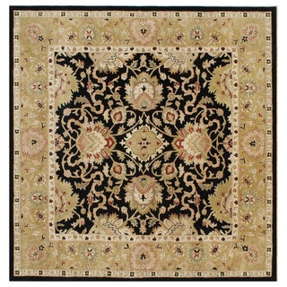 Alliyah Handmade Persian New Zeeland Wool Rug (10' x 10')