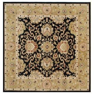 Alliyah Handmade Persian New Zeeland Wool Rug (10' x 10')