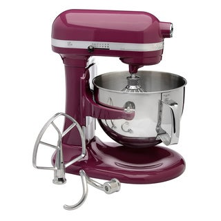 KitchenAid RKP26M1XBY Boysenberry 6-quart Pro 600 Bowl-lift Stand Mixer (Refurbished)