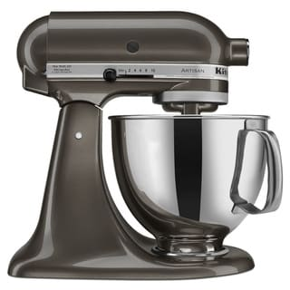 KitchenAid RRK150TD Truffle Dust 5-quart Artisan Tilt-head Stand Mixer (Refurbished)