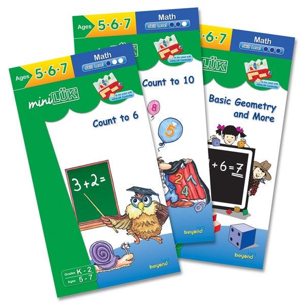 miniLUK Math and Basic Geometry Pack