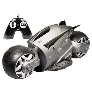 World of Wheels Grey CyberCycle