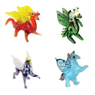 Looking Glass Dragon-themed Miniature Figures