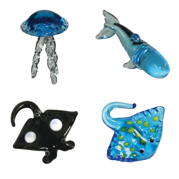 Looking Glass Sea-themed Miniature Figures 12900562