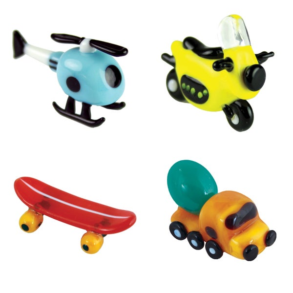 Looking Glass Transportation-themed Miniature Figures 12900584