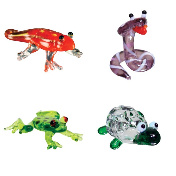 Looking Glass Reptile-themed Miniature Figures 12900585