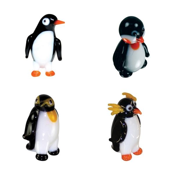 Looking Glass Penguin Miniature Figures 12900653