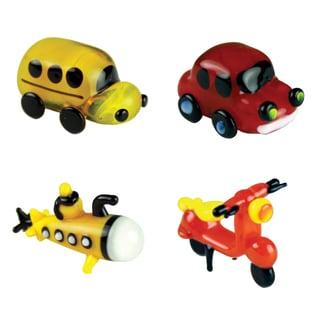 Looking Glass Transportation-themed Miniature Figures