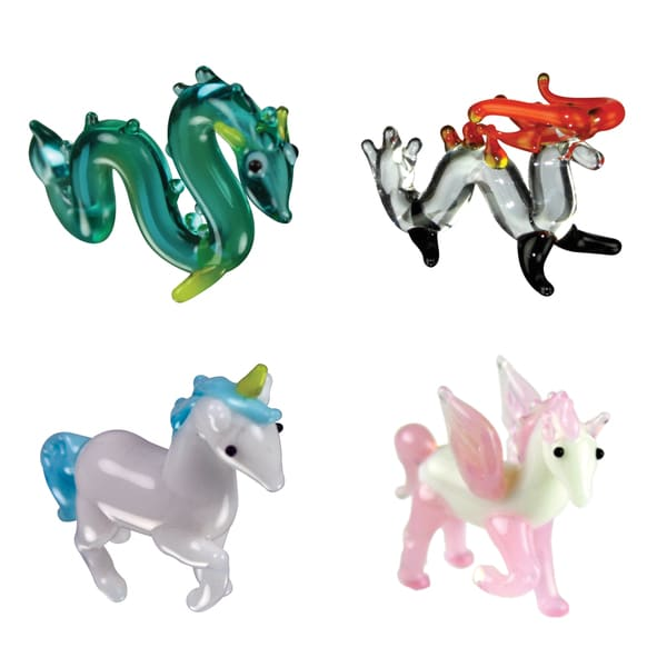 Looking Glass Dragon-themed Miniature Figures 12900930