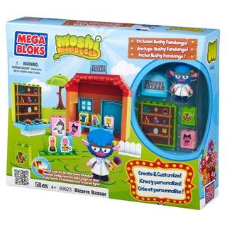 Mega Bloks Moshi Monsters Bizarre Bazaar