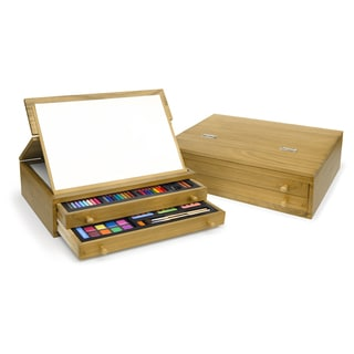 Xonex 102-Piece Gallery Art Set