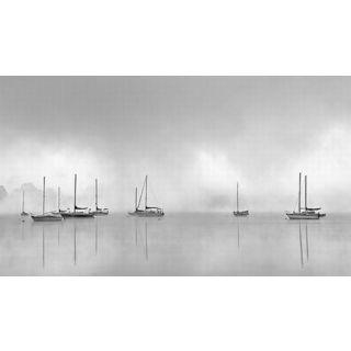 Nicholas Bell 'Hoist the Sails' Canvas Art