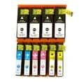 Dell V525w V725w Compatible 10-piece Ink Cartridge Set