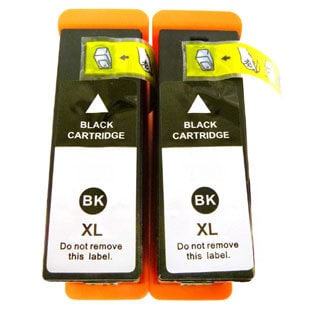 Dell V525w V725w Compatible Black Ink Cartridges (Pack of 2)