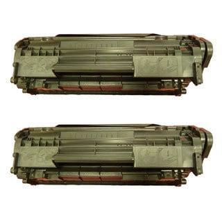 HP CB436A 36A Compatible Toner Cartridges (Pack of 2)