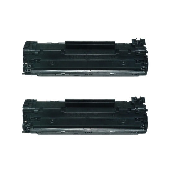 Compatible Canon 125 3484B001AA CRG-125 Toner Cartridge For Canon ImageCLASS LBP6000 LBP6300d (Pack of 2)