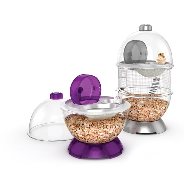 WonderBubble Modular Small Animal Habitat Kit