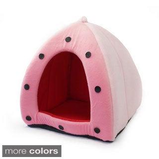 Milliard Indoor Heated Dome Pet Bed
