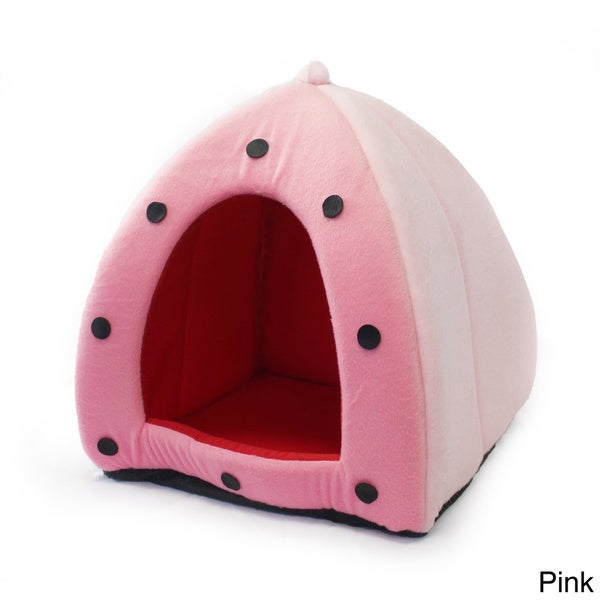 Milliard Indoor Heated Dome Pet Bed