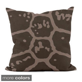 16 x 16-inch Animal Print Decorative Throw Pillow