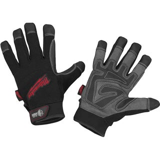 Milwaukee Contractor Work Gloves (Men's Medium)