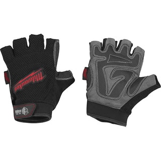Milwaukee Fingerless Work Gloves (Men's Extra Large)