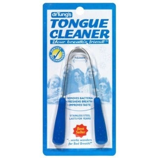 Dr. Tung's Stainless Steel Tongue Cleaner (Pack of 2)