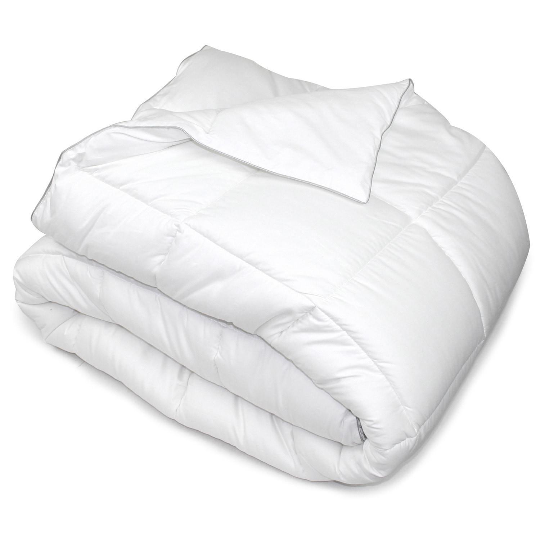Serta Serta Perfect Sleeper Egyptian Cotton Down Alternative Comforter