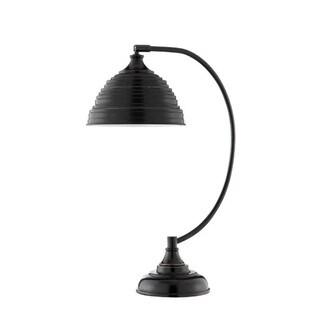 Alton 1-light Oiled Bronze Metal Table Desk Lamp