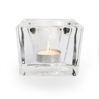 Cube Votive Tea Light