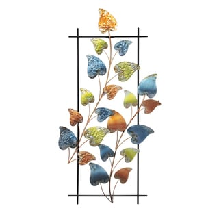 Elements Multicolor Vines Wall Panel
