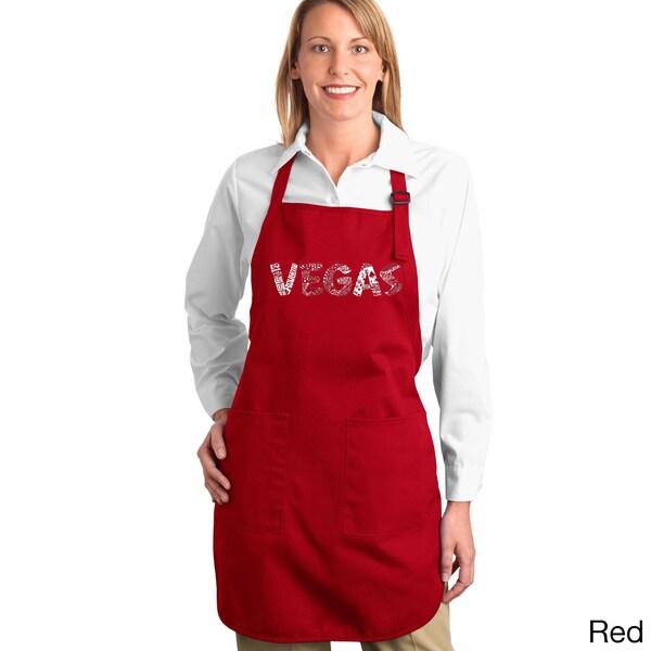Las Vegas Kitchen Apron