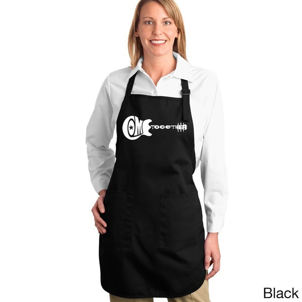 Come Together Cotton Kitchen Apron