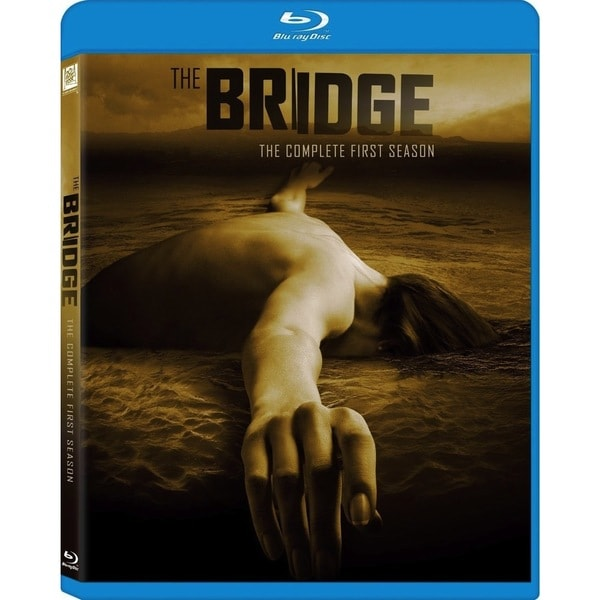 The Bridge: The Complete First Season (Blu-ray Disc) 12905857