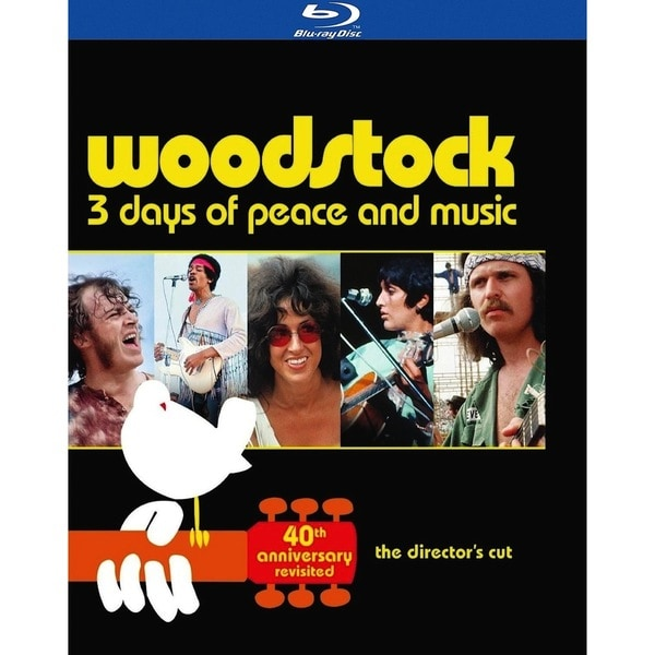 Woodstock 40th Anniversary (Blu-ray Disc) 12905892