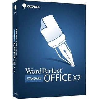 Corel WordPerfect Office X7 Standard Edition - Complete Product - 1 U