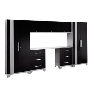 NewAge Products Performance Series 8-piece Cabinet Set