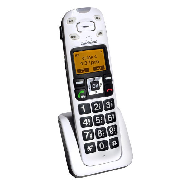 ClearSounds DECT 6.0 A400 Amplified Expansion Handset