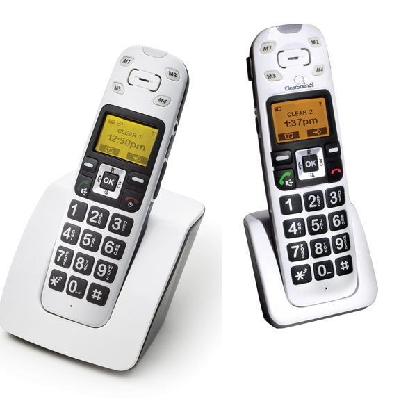 ClearSounds A400 DECT Amplified Cordless Bundle