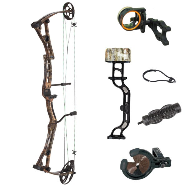 Martin Blade Mossy Oak Right Hand Bow Package