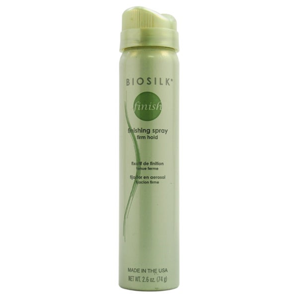 Biosilk Firm Hold 2.6-ounce Finishing Spray