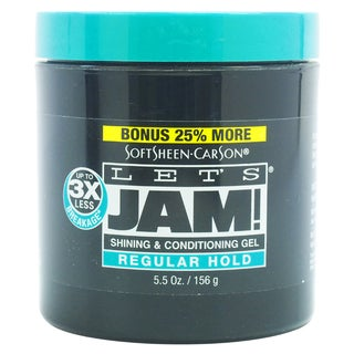 Soft Sheen Carson Let's Jam 4.4-ounce Shining & Conditioning Gel
